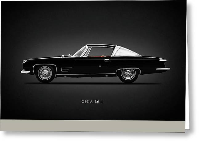 The Ghia L6 Point 4 Greeting Card