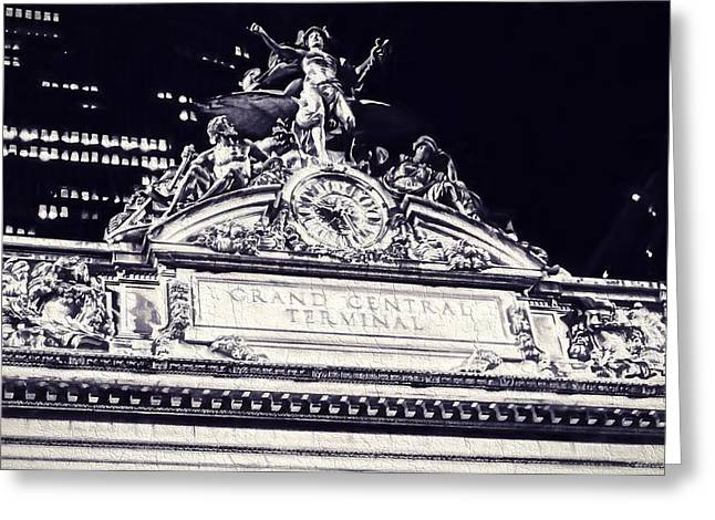The Grand Central Terminal Greeting Card