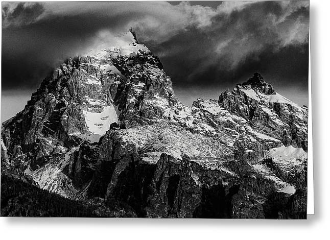 The Grand Teton Greeting Card