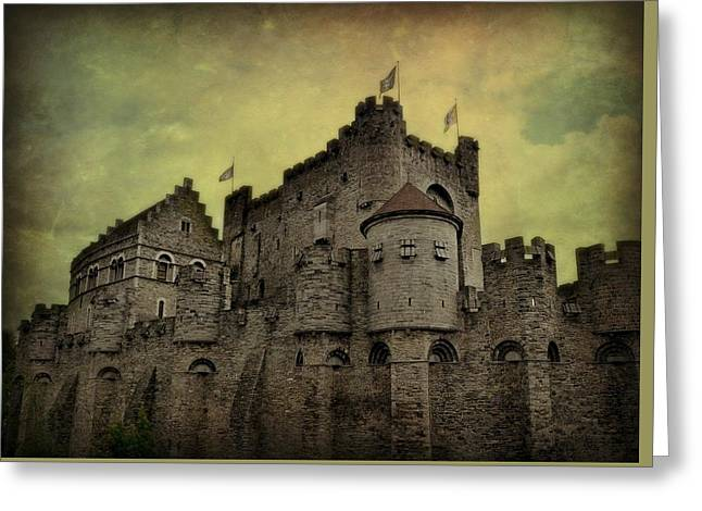 The Gravensteen Greeting Card