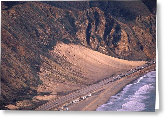 The Great Sand Dune Greeting Card by Soli Deo Gloria Wilderness And Wildlife Photography