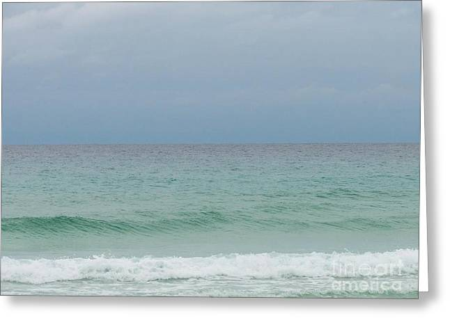 The Gulf Of Mexico Greeting Card by Kevin Croitz