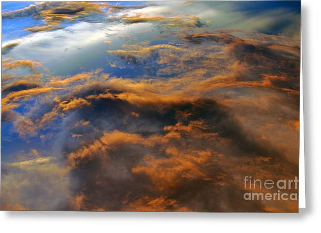 The Heavens Declare #2 Greeting Card by Lydia Holly