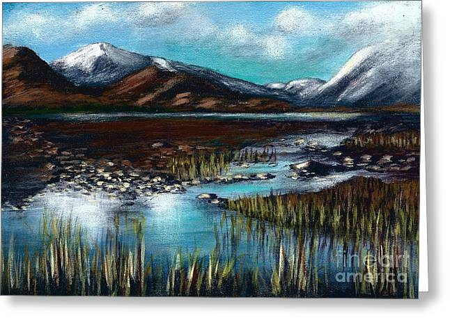 The Highlands - Scotland Greeting Card