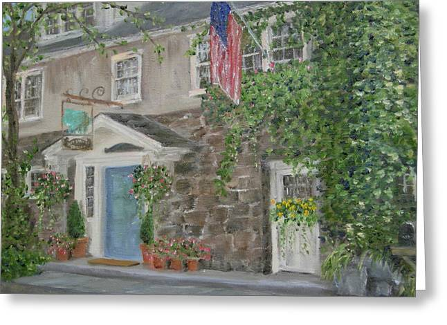 The Inn At Phillips Mill Greeting Card