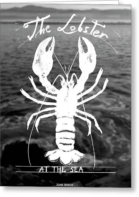 The Lobster Greeting Card