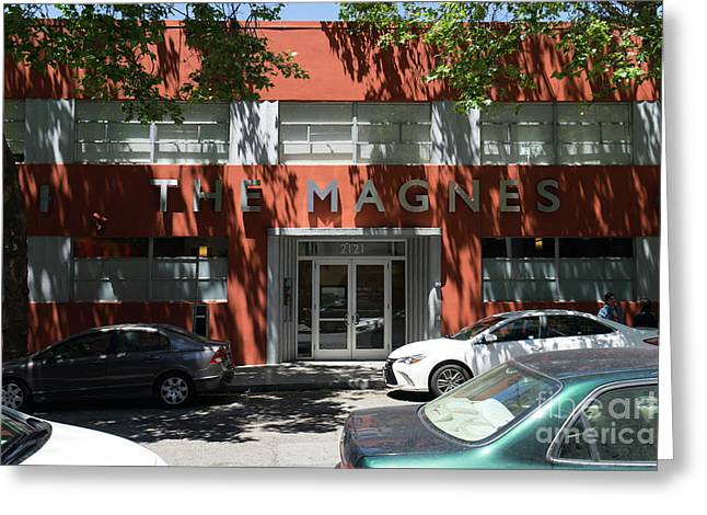 The Magnes Collection Of Jewish Art And Life Berkeley California Dsc6213 Greeting Card