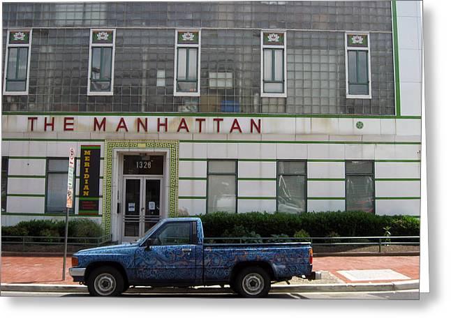 The Manhattan Greeting Card by Sean Owens