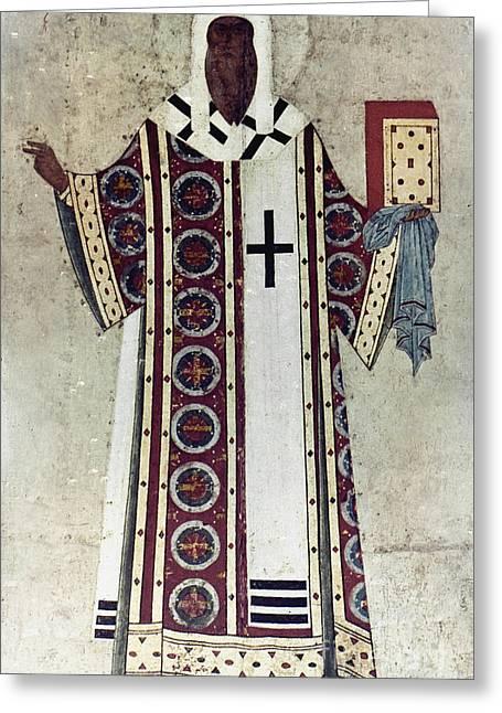 The Metropolitan Alexis Greeting Card by Granger