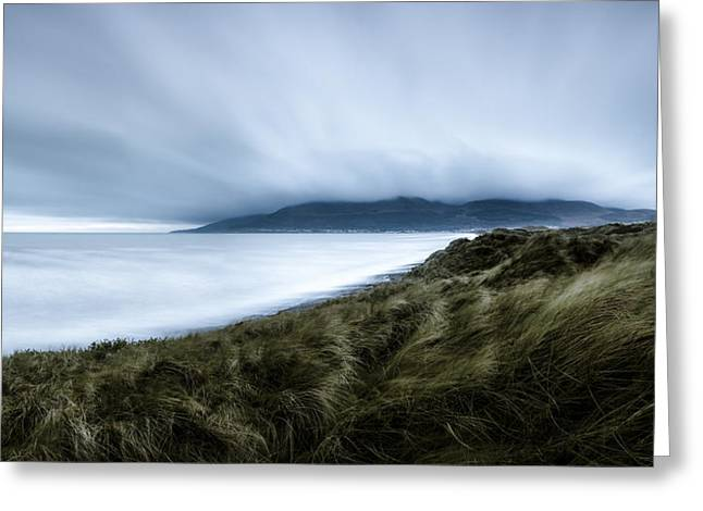 The Misty Mountains Of Mourne Greeting Card