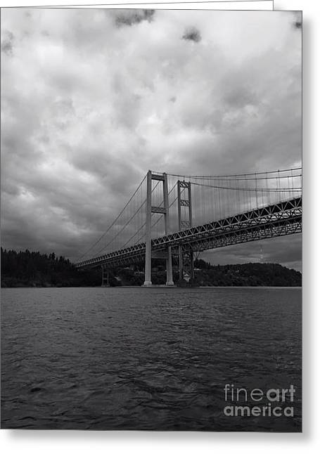The Narrows Bridge Greeting Card