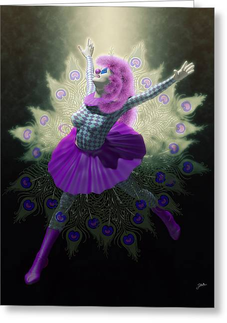 The Nights Of Cabiria Greeting Card
