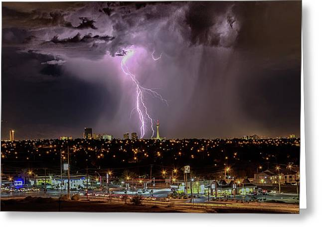 The North American Monsoon Greeting Card