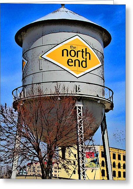 The North End Greeting Card