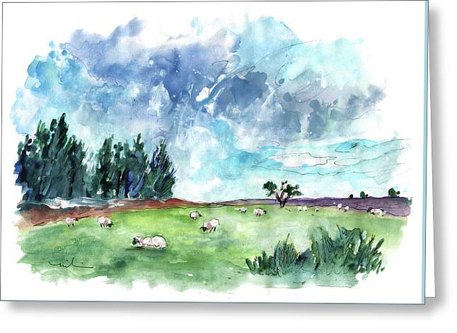 The North Yorkshire Moor 03 Greeting Card