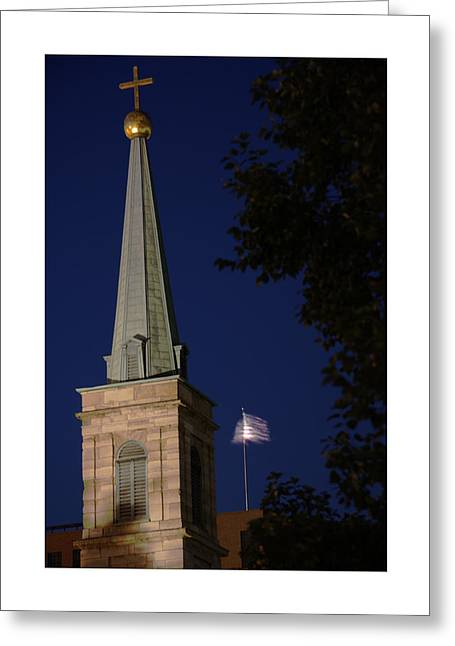 The Old Cathedral - St. Louis Greeting Card