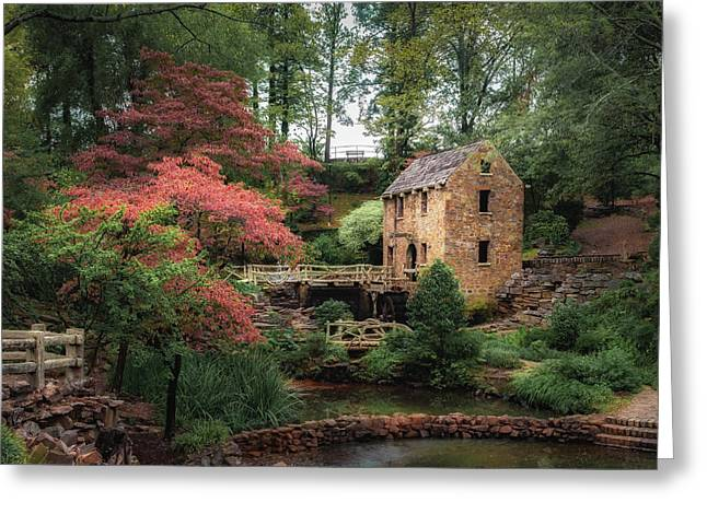 The Old Mill 5x6 Greeting Card