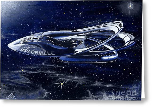 The Orville Greeting Card