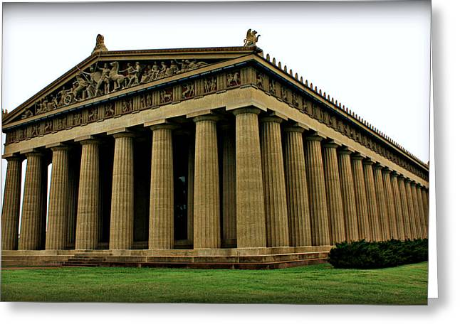 The Parthenon 2 Greeting Card