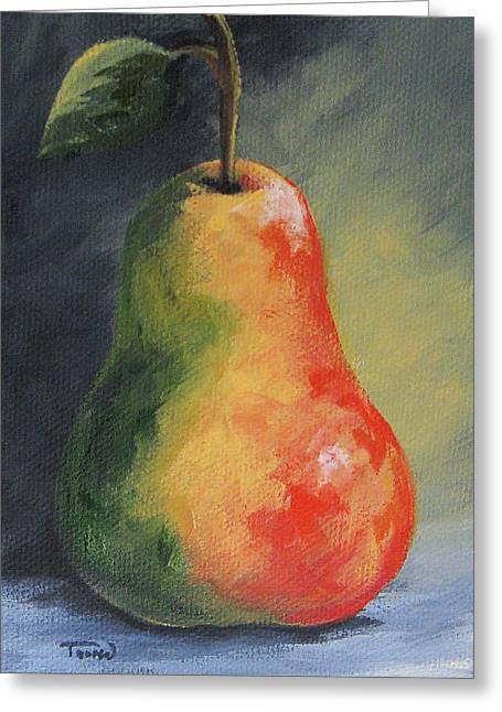 The Pear Chronicles 005 Greeting Card