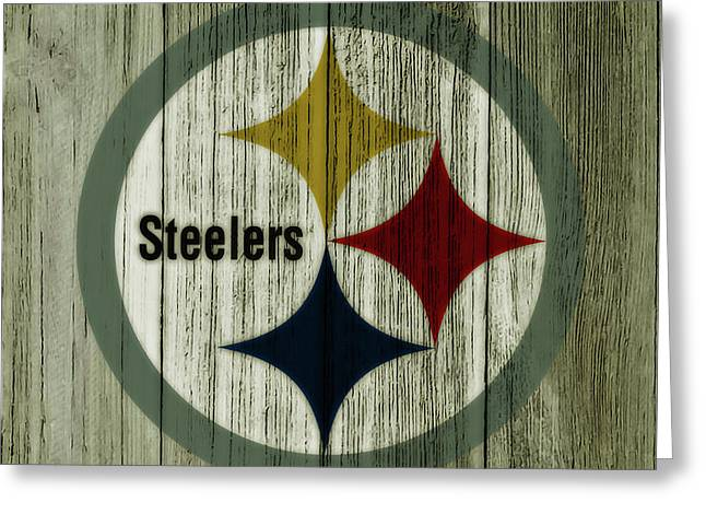 The Pittsburgh Steelers C1 Greeting Card