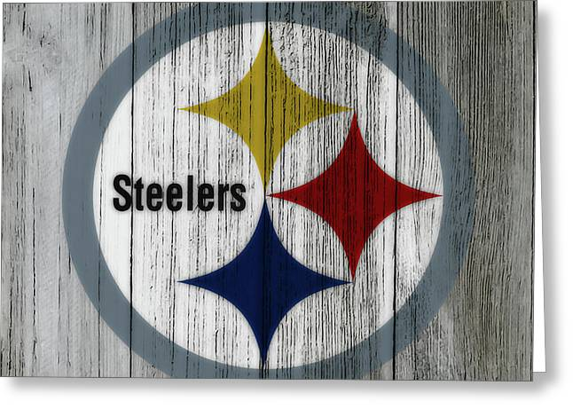 The Pittsburgh Steelers C2 Greeting Card