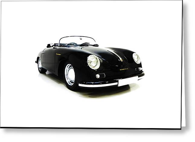 The Porsche 356 Speedster Greeting Card