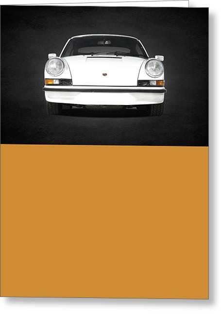 The Porsche 911 Carrera Greeting Card