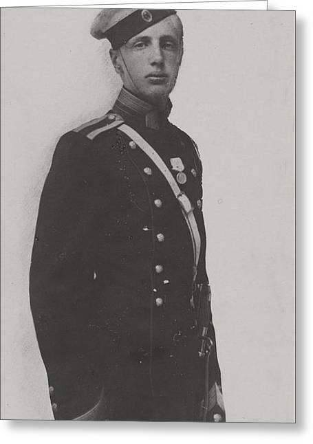 The Prince Gavriil  Greeting Card