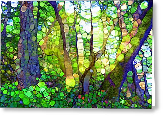 The Rainforest Greeting Card
