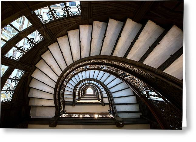 The Rookery - Chicago Greeting Card