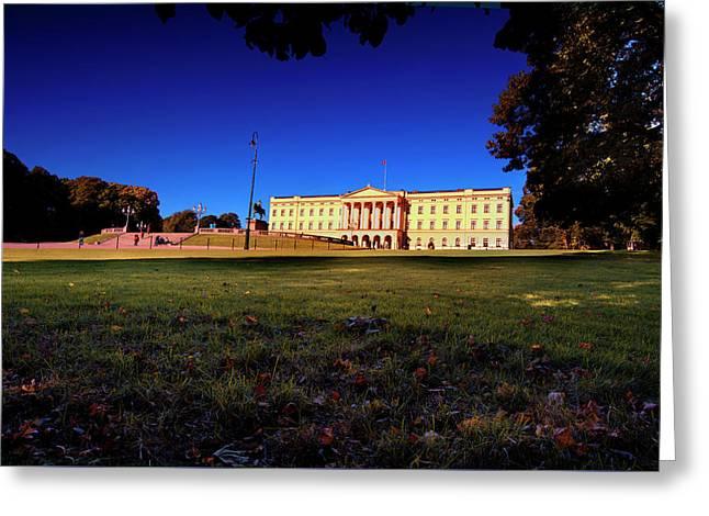 The Royal Palace Greeting Card