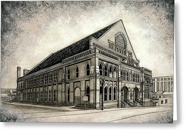 The Ryman Greeting Card by Janet King