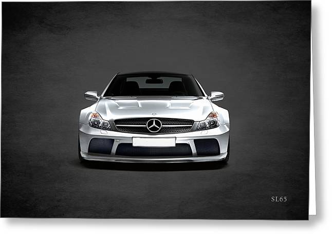 The Sl65 Greeting Card