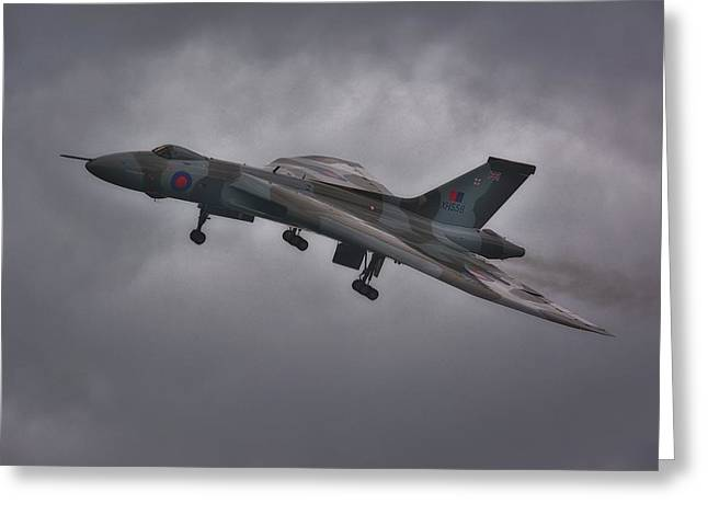 The Spirit Of Great Britain Greeting Card by Jason Green
