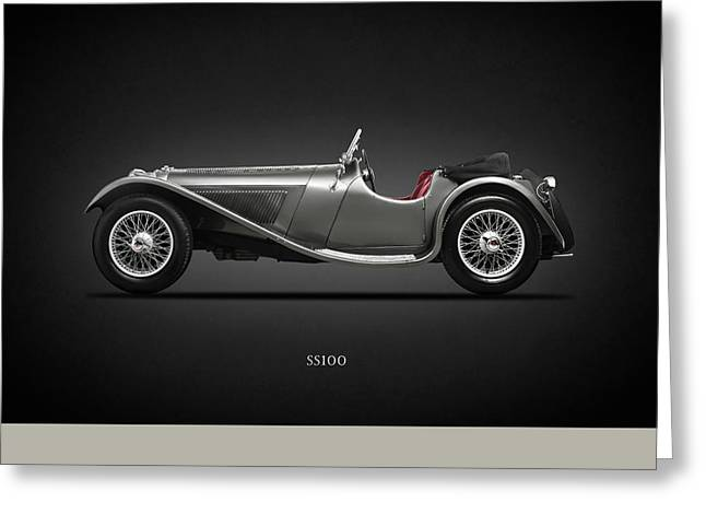 The Ss100 1937 Greeting Card by Mark Rogan