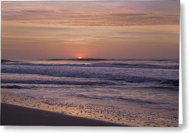 The Sun Will Always Rise  Greeting Card by Betsy Knapp