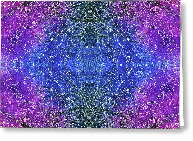 The Third Eye Activation #1502 Greeting Card