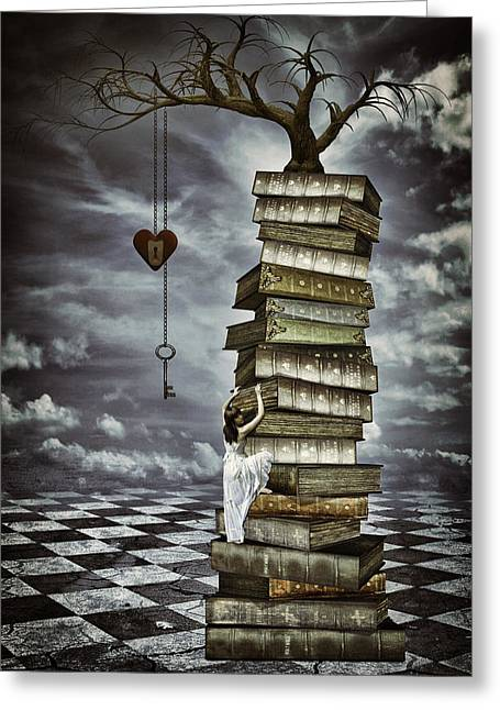 The Tree Of Love Greeting Card