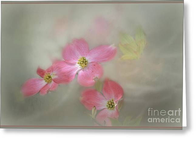 Greeting Card featuring the photograph The Trinity by Brenda Bostic