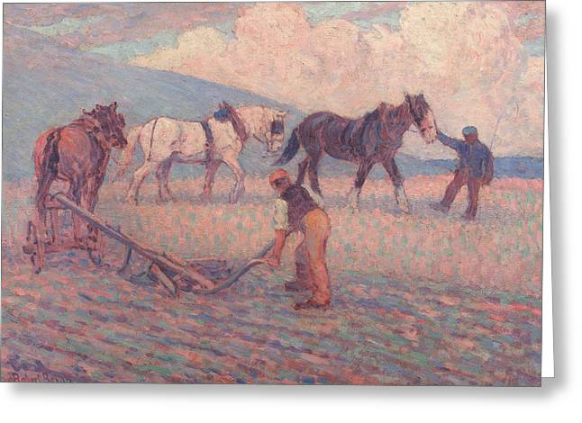 The Turn Rice-plough, Sussex Greeting Card