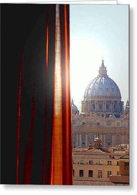 The Vatican Greeting Card