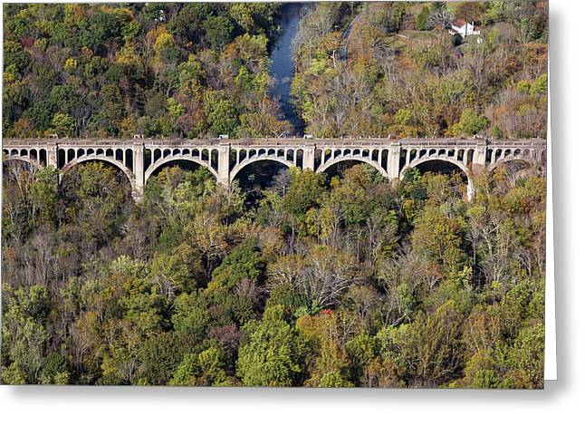 The Viaduct Greeting Card