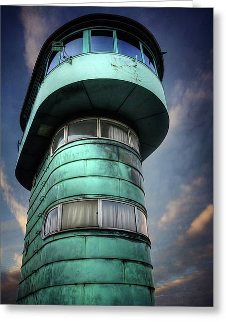 The Watchtower Copenhagen Denmark Greeting Card