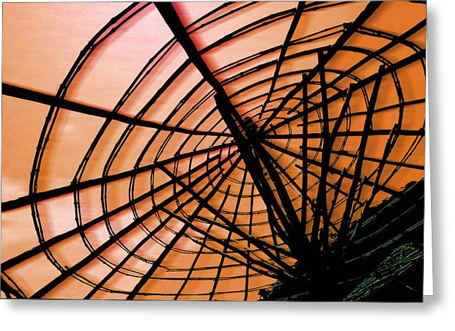 The Web Greeting Card by Paul Wear