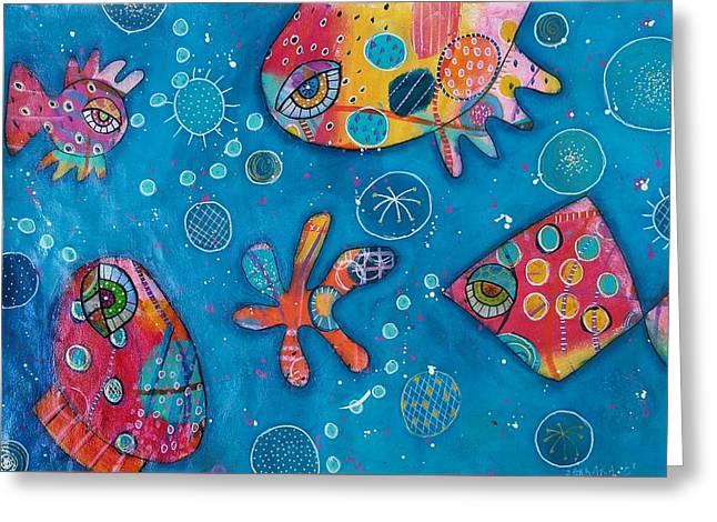 The Wild Kingdom - Undersea Greeting Card