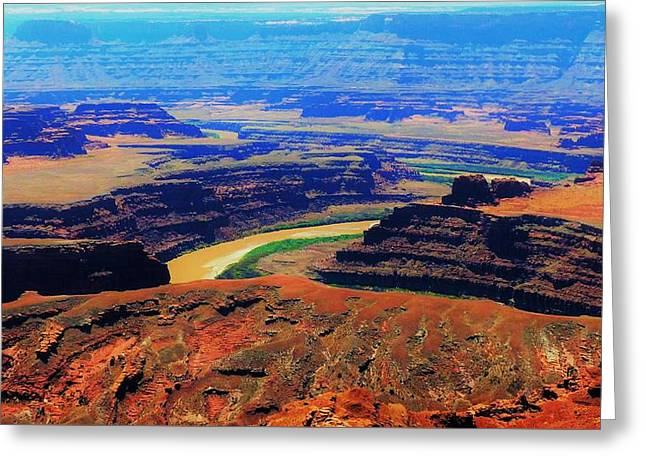 Thelma And Louise Greeting Cards Fine Art America