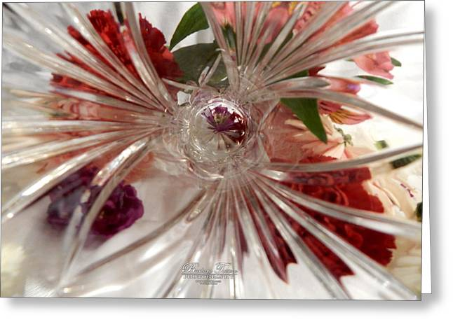 Think Outside The Vase #8801_0 Greeting Card