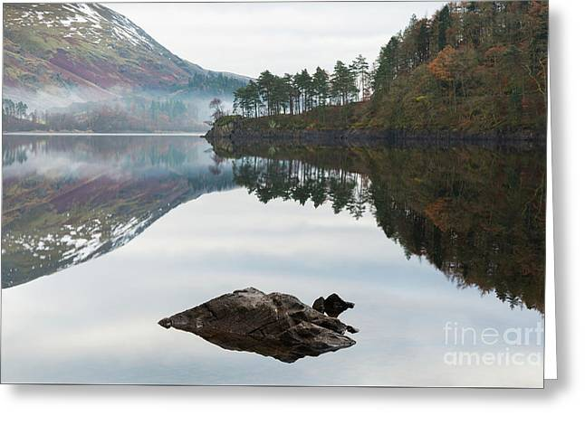 Thirlmere Hourglass Greeting Card