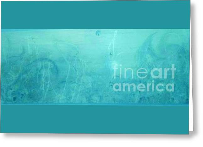 Through The Door Of Christ Consciousness Greeting Card